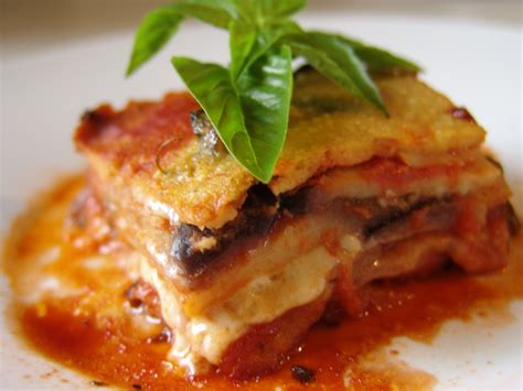 Lidia Bastianich Recipes by Parmigiana Di Melanzane Abbabbafood Com