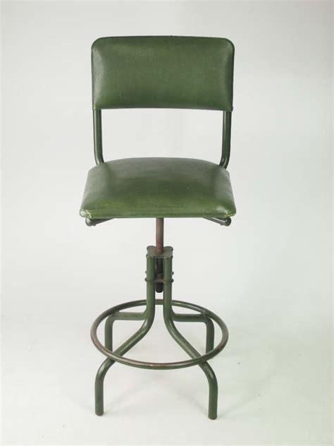 vintage swivel chair uk vintage industrial swivel chair 1950s mid century kitchen