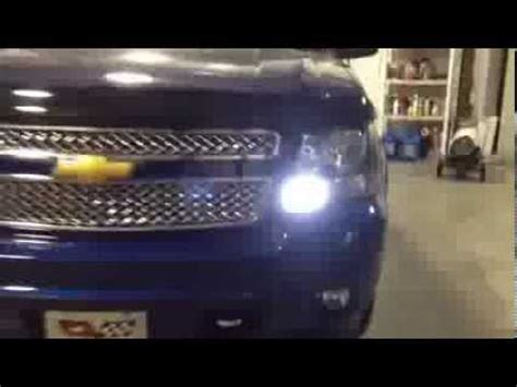 led drl and reverse lights and hid headlights 2008