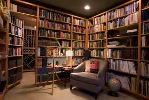 Fascinating library styles for contemporary home2014 interior design
