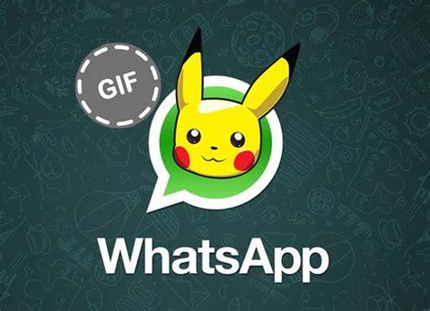 descargar imagenes virtuales para whatsapp los mejores gifs animados de pok 233 mon go para compartir por