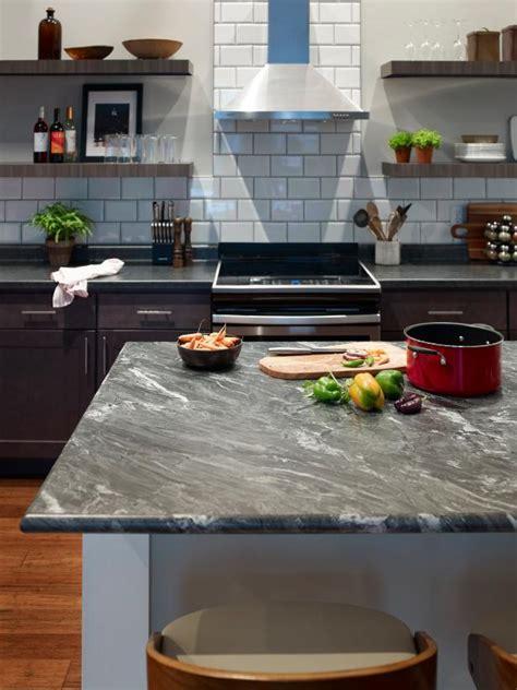 Budget Kitchen Countertops 20 budget kitchen countertop ideas hgtv