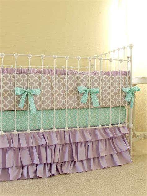 Mermaid Crib Bedding 1000 Ideas About Baby Crib Bedding On Baby Bedding Cribs And Crib Bedding
