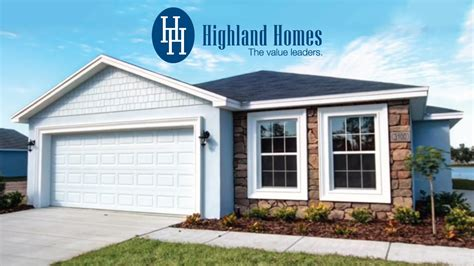 oleander home plan by highland homes florida new homes