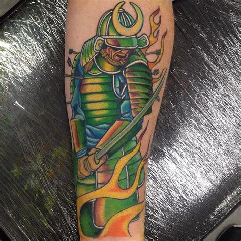30 Fearless Samurai Tattoos Fearless Samurai Tattoos