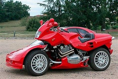 ferrari bicycle car unusual ferrari car motorcycle