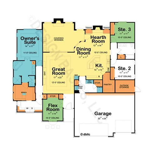 design basics two story home plans one story house plans with open floor plans design basics