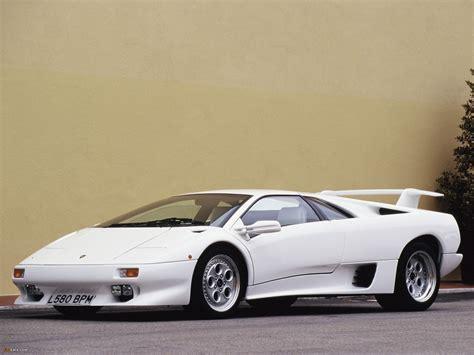 1990 Lamborghini Diablo 1990 Lamborghini Diablo Pictures Information And Specs