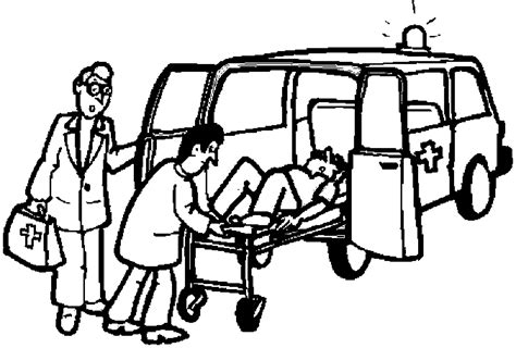 free coloring page ambulance ambulance 14 free printable ambulance coloring pages