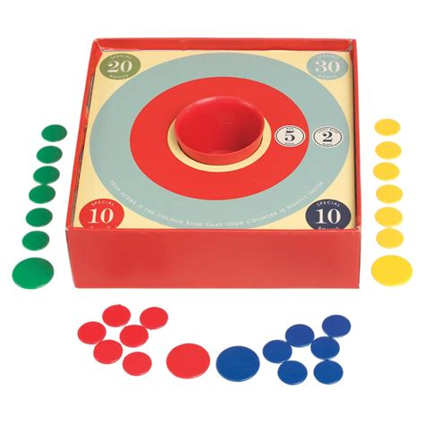 traditional tiddly winks game rex london  dotcomgiftshop