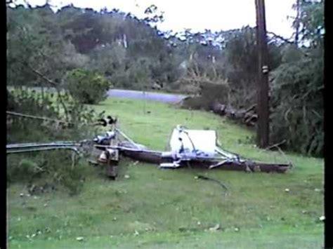 hurricane boats lexington sc hugo damage in faith nc 1989 youtube