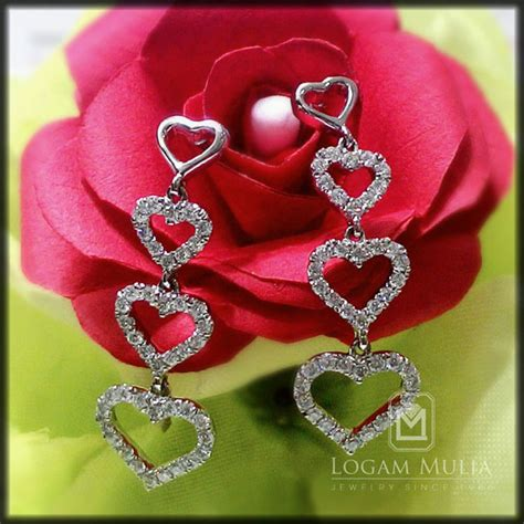 Jual Anting Berlian jual anting anting berlian wanita ara e100863 sste