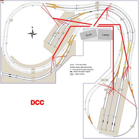 dcc wiring rudysmodelrailway