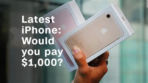 will 1 000 iphone 1 trillion value for apple