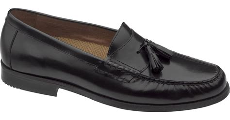 jos a bank shoes jos a bank pannell tassel shoe by johnston murphy in
