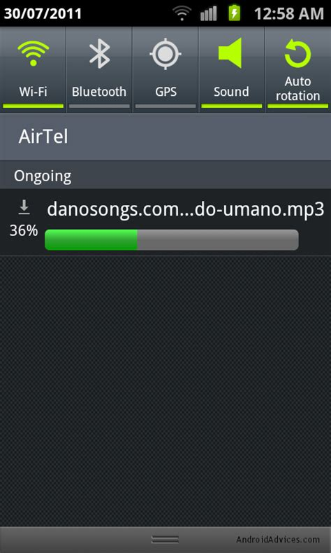 mp3 downloader for android how to mp3 files to your android phone android advices