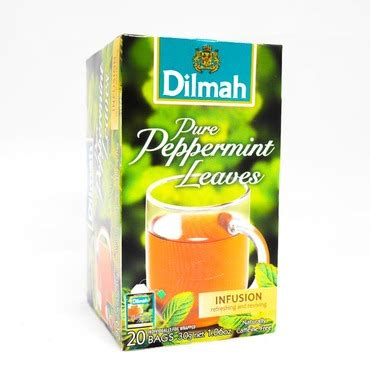 Dilmah String Tag Lychee 20 Sachet peppermint leaves tbag sachets from dilmah nz