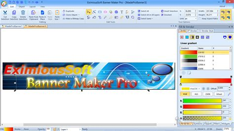 printable banner software eximioussoft banner maker pro create or design