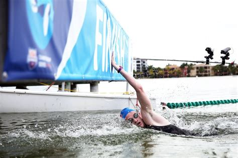 open water nationals swimming weertman wins men s after gemmell disqualified twichell takes women