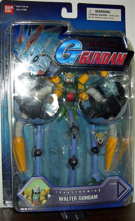 g gundam figures sale transforming walter gundam carded figure