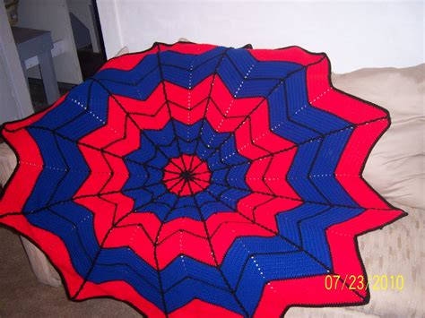 pattern for spiderman blanket sharon s eclectic retreat monday s link to free crochet