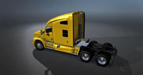 kenwood t680 kenworth t680 truck for truck simulator