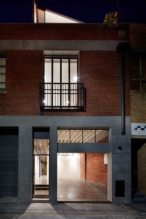 industrial garage facade industrial garage and shed melbourne by k