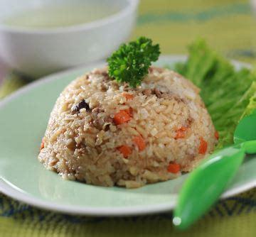 Hidangan Daging Serba Tim Kukus resep nasi nasi tim daging