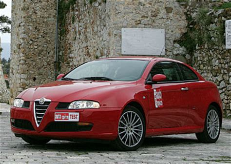 alfa romeo gt coupe cos is not enough alfa