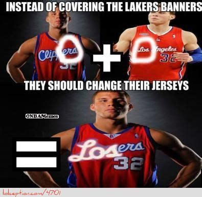 Clippers Meme - pin funny nba gifs message board basketball forum