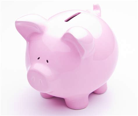 piggy bank pink piggy bank flickr photo