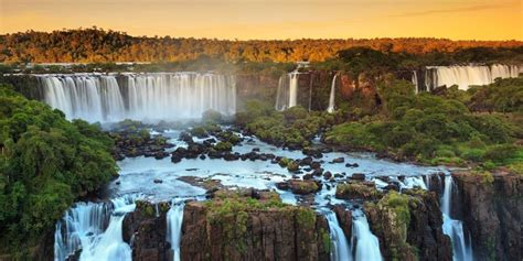 famous falls most famous waterfalls across the world most beautiful