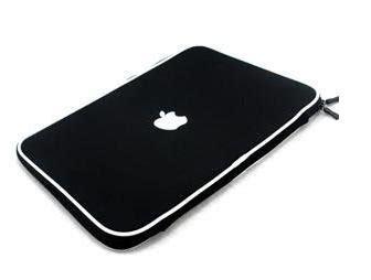 "15.4"" inch apple macbook pro soft carry case sleeve"