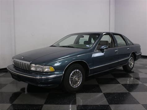 how to sell used cars 1993 chevrolet caprice classic engine control 1993 chevrolet caprice for sale classiccars com cc 888886