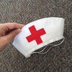 how to fold a nurses hat nurses and hats how to make a nurse s hat clara barton nurse hat and