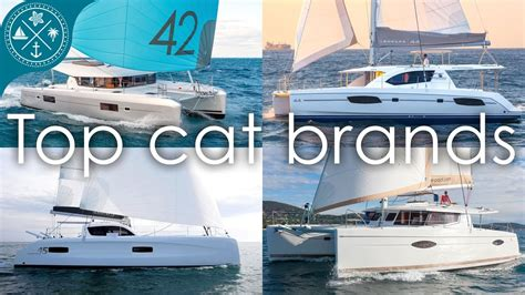 catamaran brands top 12 catamaran brands a quick guide for beginners