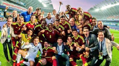 imagenes de venezuela equipo selecci 243 n venezolana sub 20 recibe lauros en estadio