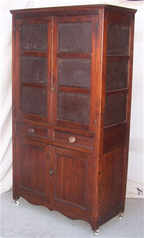 Antique Pie Cupboard bargain s antiques 187 archive antique walnut pie