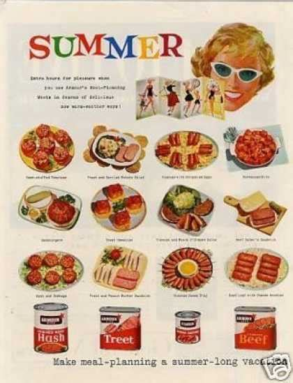 1950 s food vintage food advertisements of the 1950s page 35