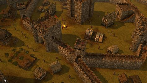 Strong Hold 3 Pc stronghold 3 released on steam for linux tuxarena