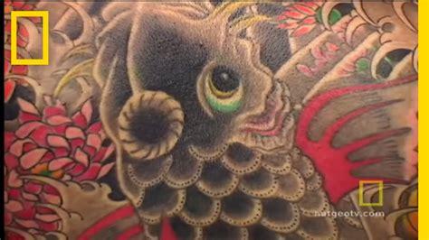 yakuza tattoo national geographic full body tattoo national geographic youtube