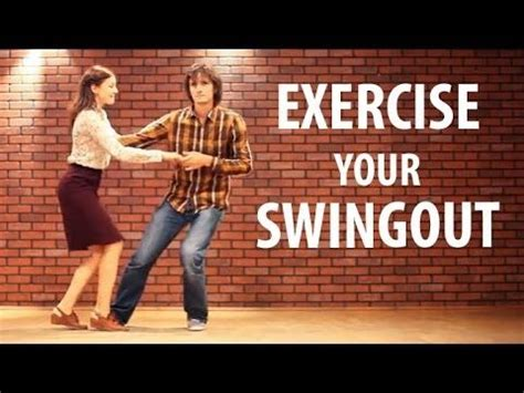 lindy hop swing out swingout exercises learn swing out lindy hop lesson