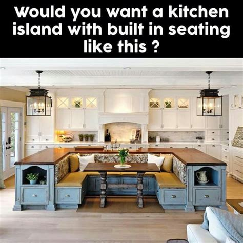 have a nice kitchen i can only dream to have a big enough kitchen home