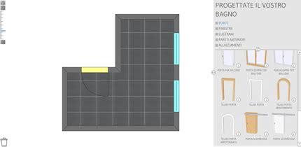 programma progettazione bagno progettazione bagno di villeroy boch crea il bagno dei