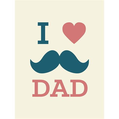 imagenes de i love you dad i love dad printable card instant download father s day