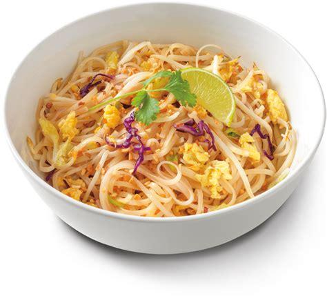 pad thai pad thai noodles