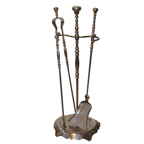 antique fireplace tool set foxglove antiques galleries