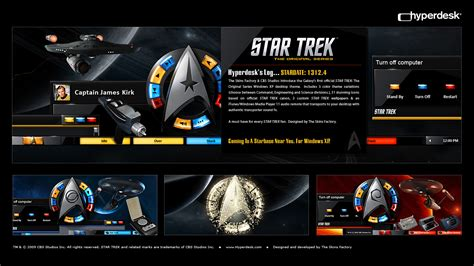 star trek themes for windows 8 1 star trek advance promo by skinsfactory on deviantart