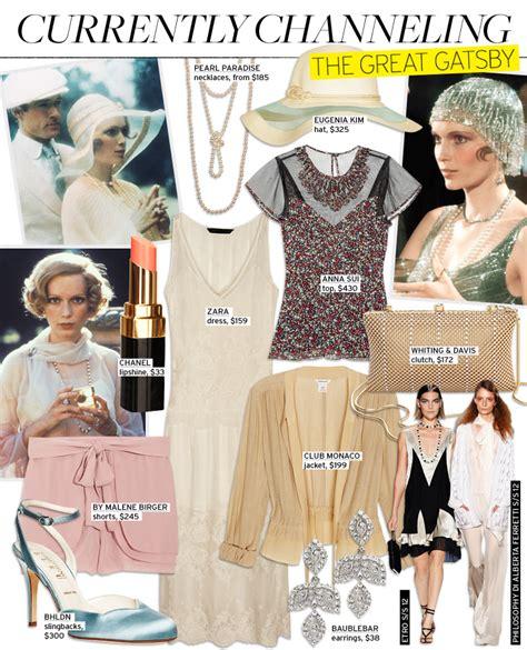 style for gatsphy era fashionista jenn the great gatsby fashion mise en scene