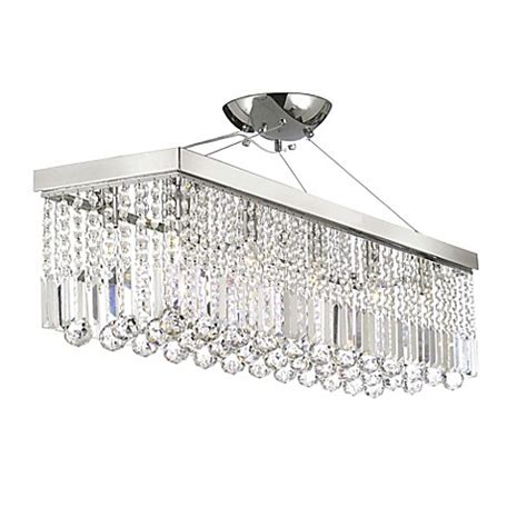 Gallery Modern Crystal Raindrop Chandelier Bed Bath Beyond Raindrop Chandelier Crystals
